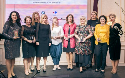 Gala Forbes Woman Romania 2017