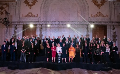 Catena, premiata la Gala Forbes 500 Business Awards 2019