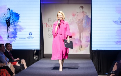 CATENA, sponsor la Bucharest Charity Fashion Show