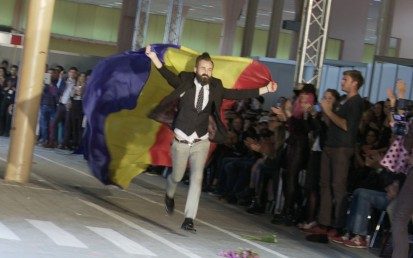 Florin Dobre - Back to Romania  with 62, 2 meters