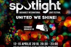 SPOTLIGHT - Bucharest International Light Festival #4