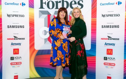 CATENA, o farmacie COOL premiata la gala Forbes COOL Brands 2018